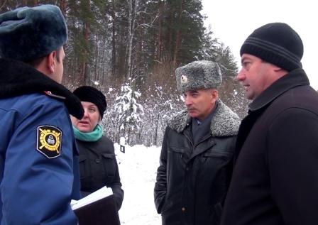 Демин убедил дорожников «починить» опасный участок Режевского тракта