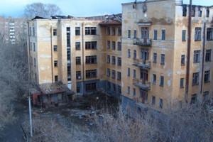 Военные отдадут мэрии заброшенную больницу в Зеленой Роще