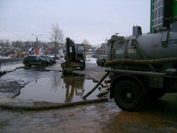 В Первоуральске остались без воды 17 жилых домов