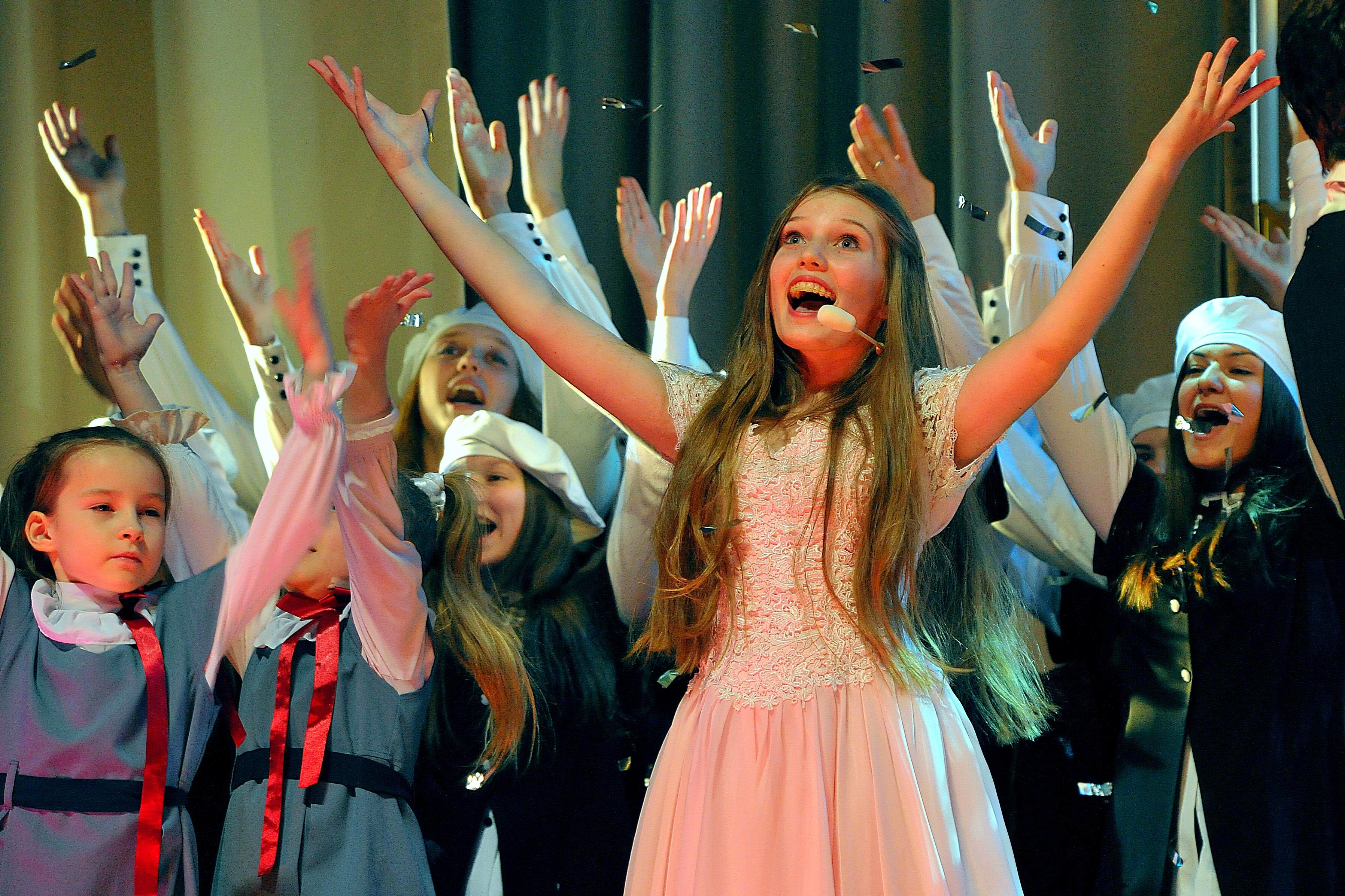 В Екатеринбурге ищут актеров для Детского театра мюзикла