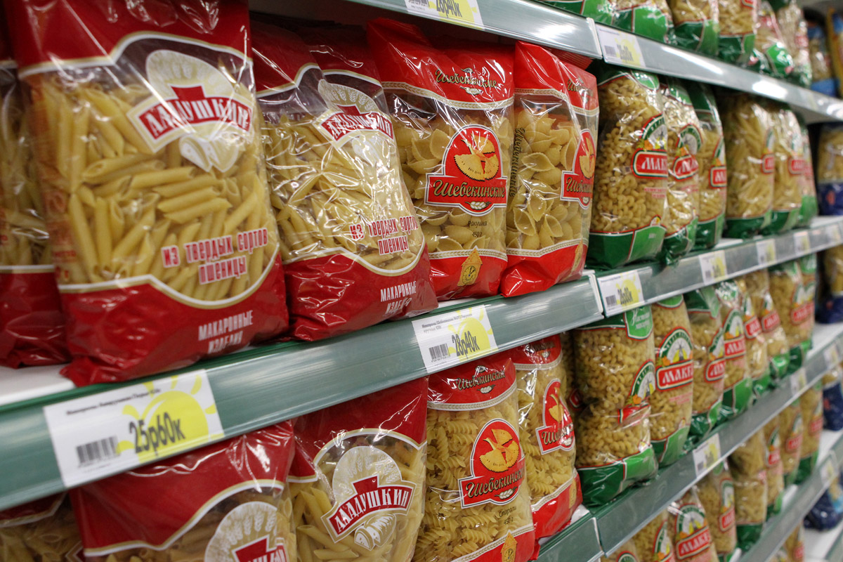 В Госдуме предлагают регулировать цены на продукты законодательно