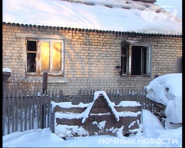 В частном секторе Горного Щита потушили большой пожар