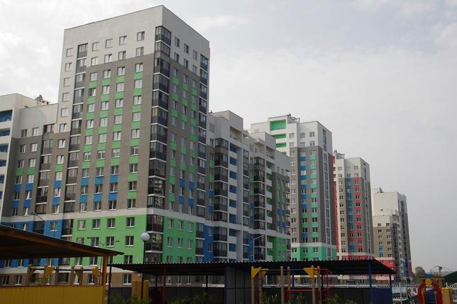 В Академическом построят более 500 тыс. кв. метров жилья для ученых
