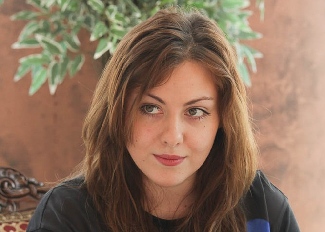 Анастасия Бакова: «У людей нет графы против всех. Я готова ей стать»
