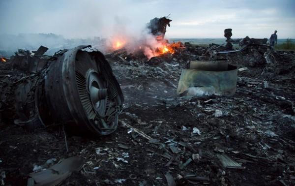 В телах жертв авиакатастрофы под Донецком нашли странные осколки