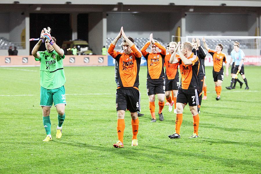 Футбольный «Урал» официально оформил прописку в Премьер-лиге