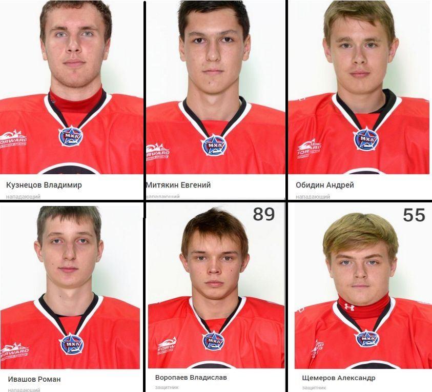 Шесть воспитанников «Автомобилиста» попали в сборные России