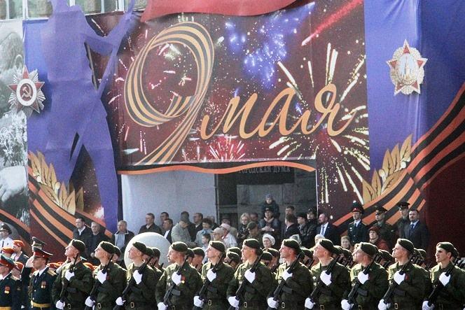 Из-за Дня Победы улицы в Екатеринбурге будут перекрывать каждый день