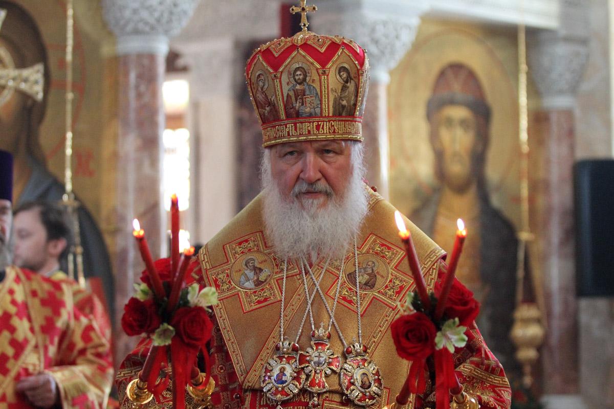Три часа до вечности. Кто и зачем пришел на Божественную литургию патриарха