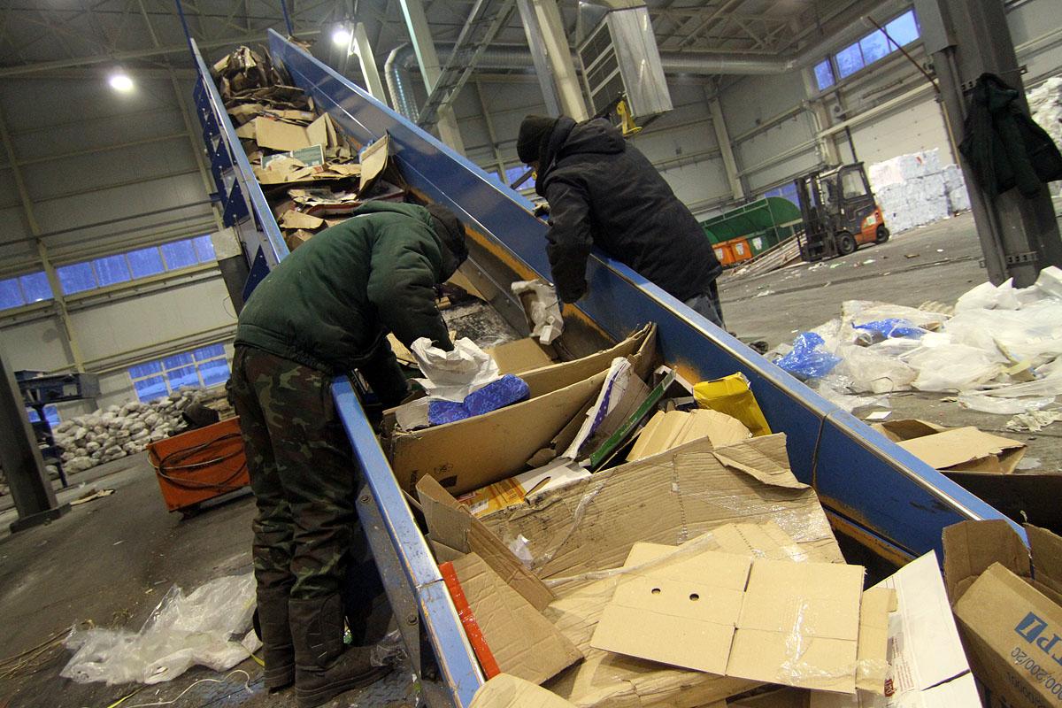Свалов предложил поскорее построить мусороперерабатывающий завод в черте Екатеринбурга
