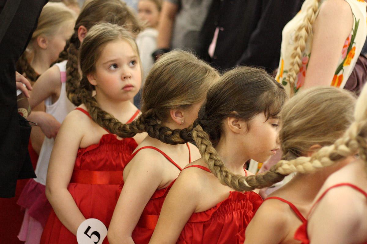 В Екатеринбурге нашли самую длинную косу — 18 метров