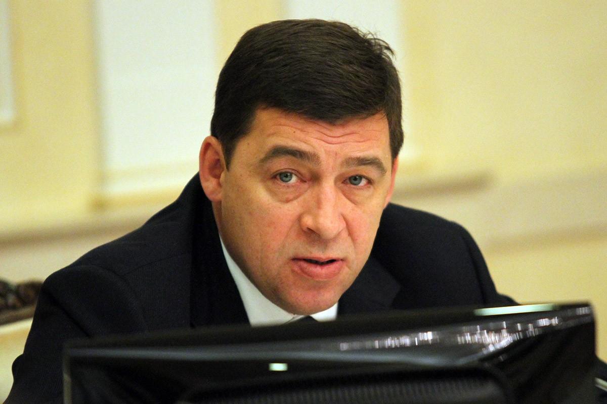 Евгений Куйвашев разрешит тюменцам, пермякам и башкирам менять границы Свердловской области