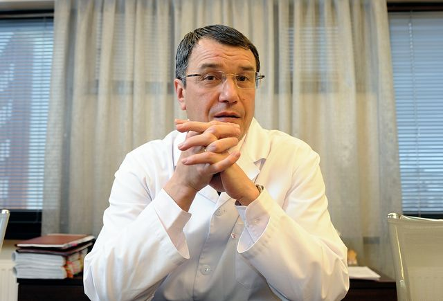 Олег Шиловских, «Микрохирургия глаза»: «Мне предлагали перевезти клинику в другой регион»