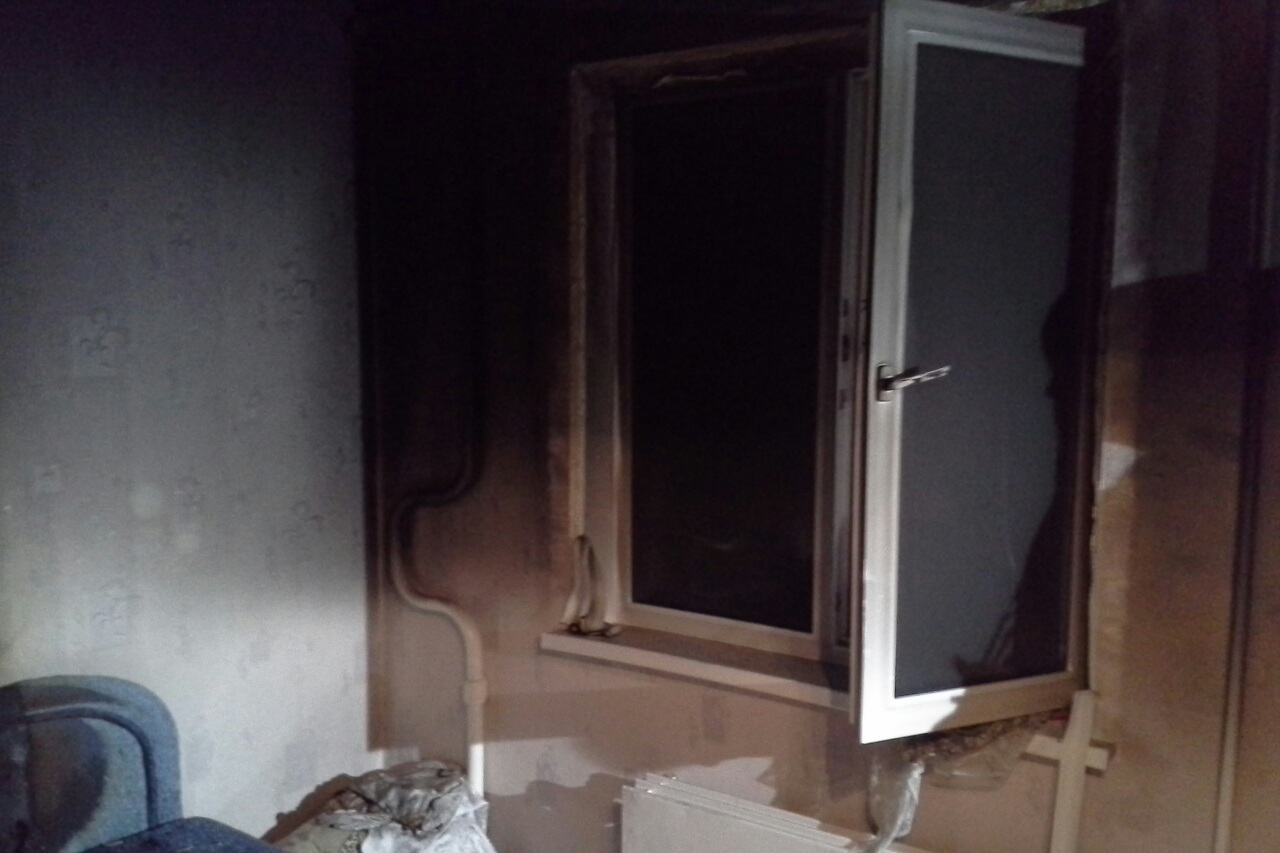 Доцент Горного университета погиб в пожаре на Викулова