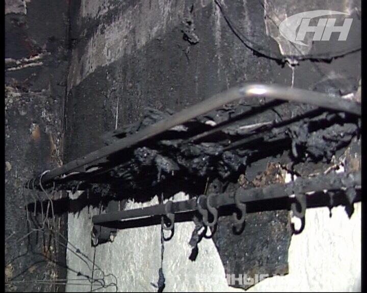 При пожаре на Заводской погибли 2 человека