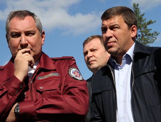 Куйвашев попросил Рогозина найти нового хозяина «АМУРу»
