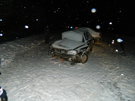 В ДТП на трассе Первоуральск — Шаля погиб человек