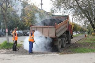 В Екатеринбурге отремонтируют 40 000 квадратных метров тротуаров