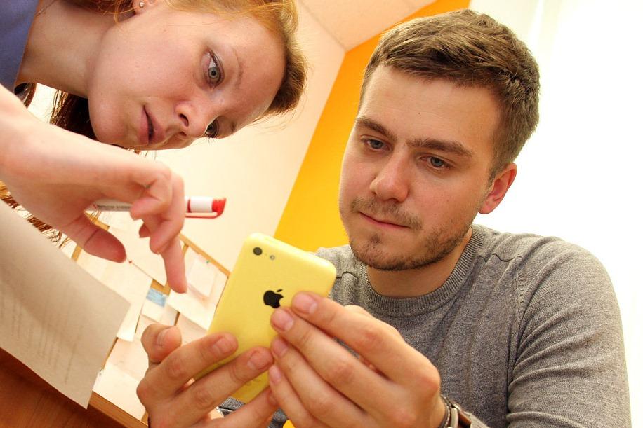 Банк для бизнеса в смартфоне. Тест от первого лица