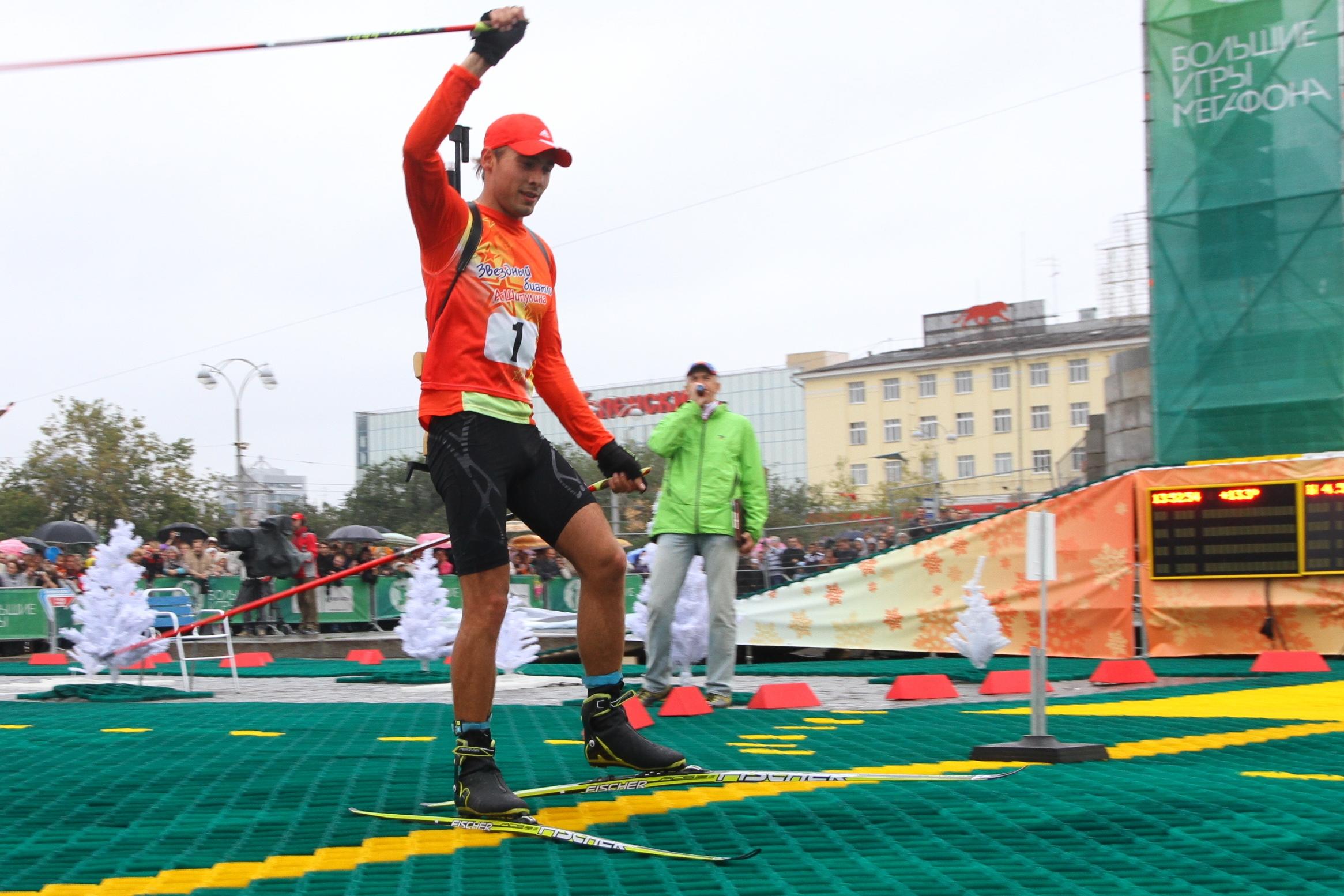 Антон Шипулин готов стать капитаном мужской сборной по биатлону