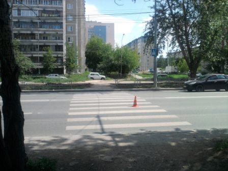 Пенсионерка и подросток пострадали в авариях в Екатеринбурге