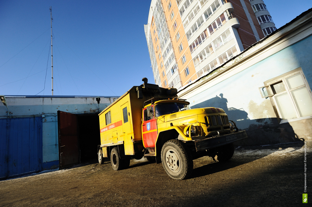 Несколько 9-этажек на Фрунзе остались без воды