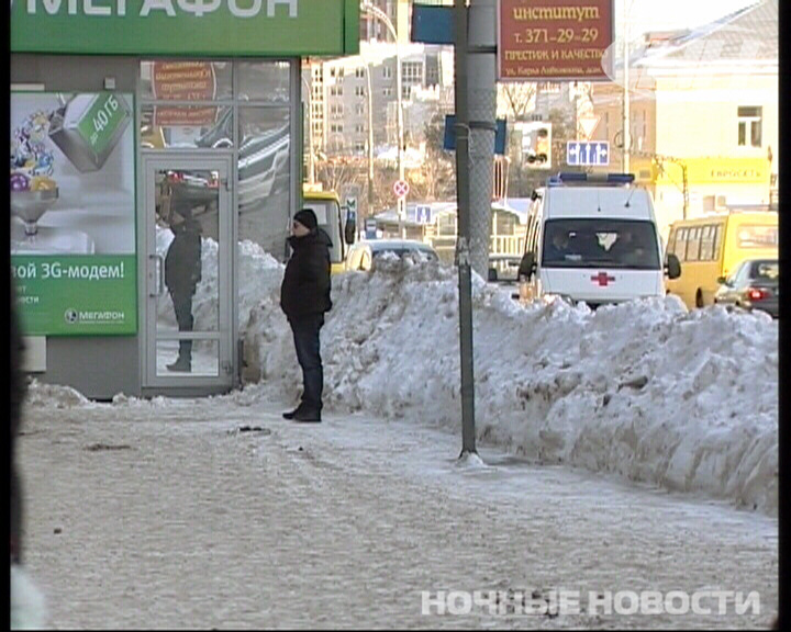 ГИБДД нашла на улицах Екатеринбурга снежные валы в человеческий рост