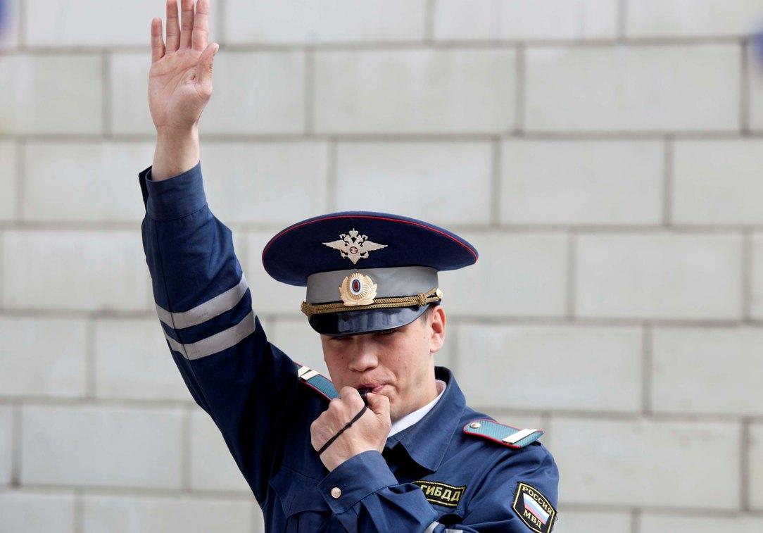 Свердловская ГИБДД три дня будет ловить водителей и пешеходов-нарушителей