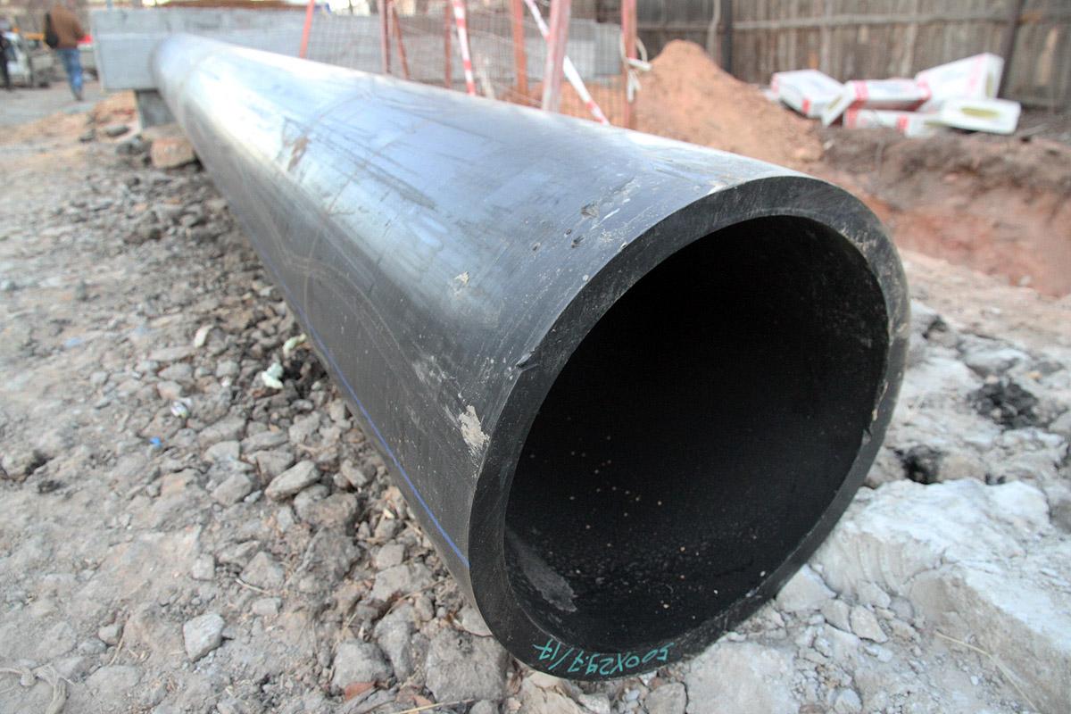 К 2025 году в Екатеринбурге хотят проложить 200 км газовых труб
