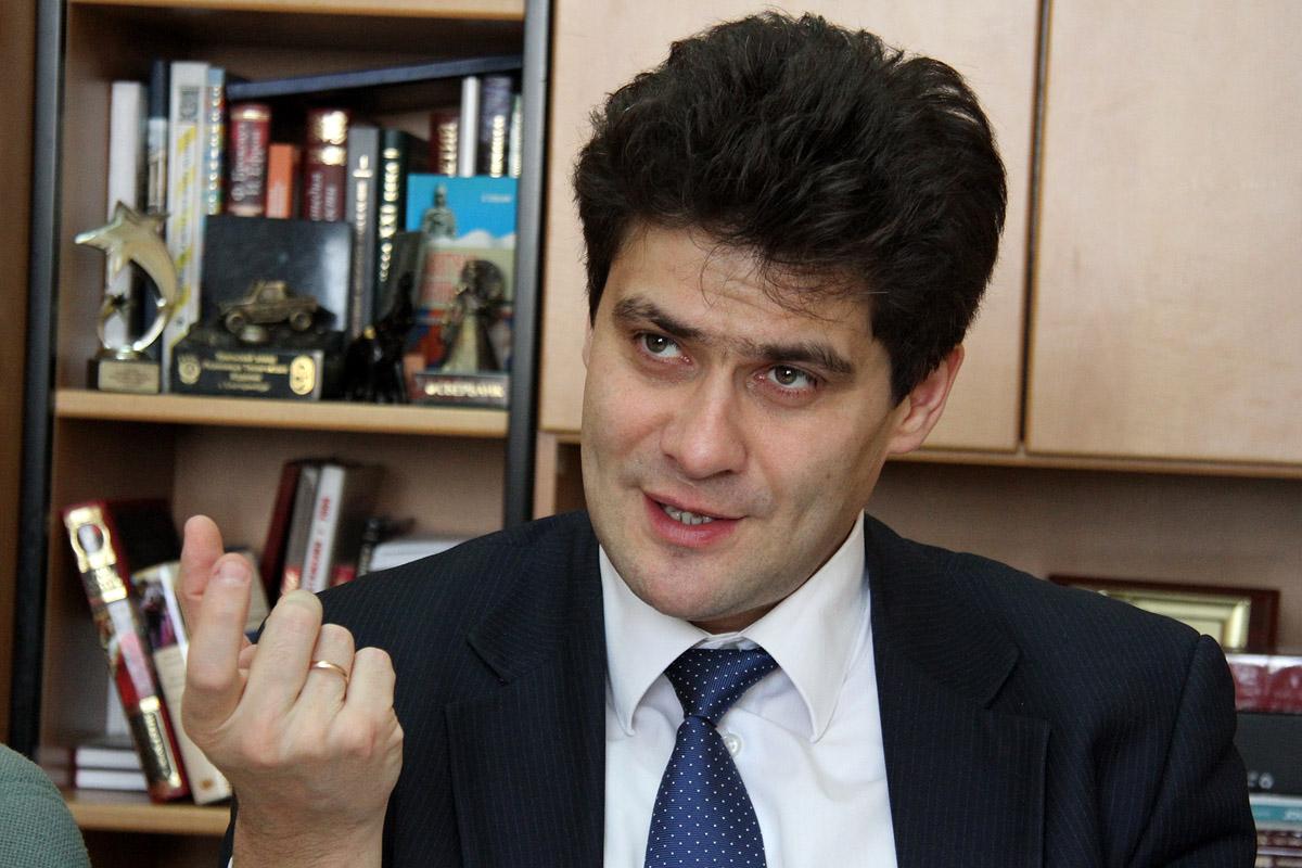 Александр Высокинский: «Стыдно должно быть! Екатеринбург остался без рукастых мужиков»