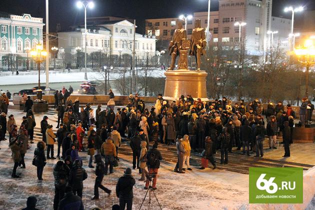 «Весну» растянули: из-за убийства Немцова оппозиция Екатеринбурга уйдет на площадь Труда
