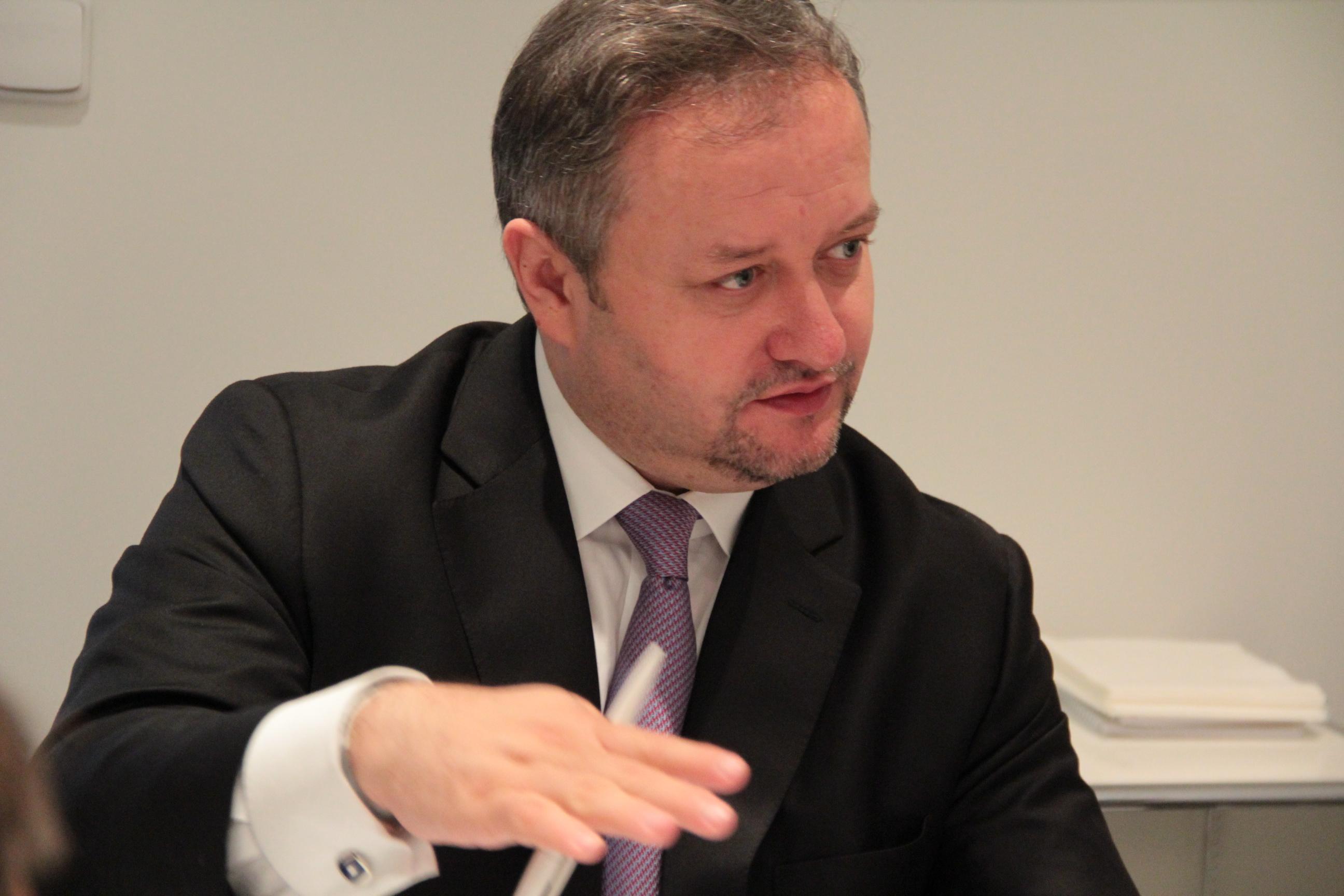 Любомир Найман, глава Skoda Rus: «Авторынок падает уже два года. Так бывает»