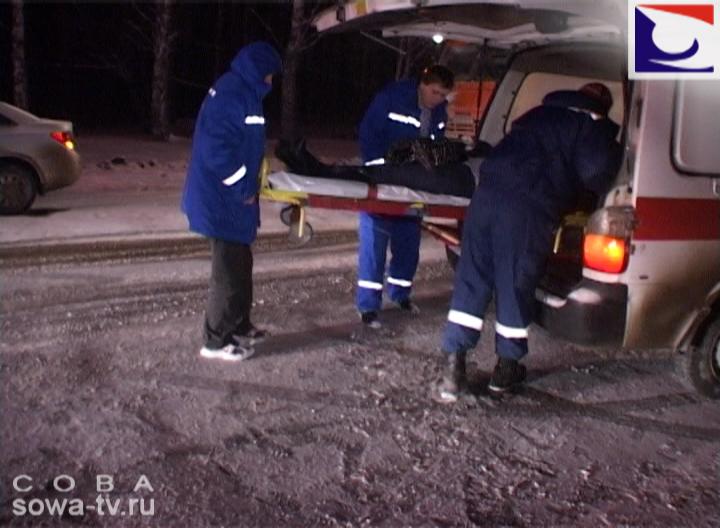 Пять автомобилей столкнулись на улице Московской