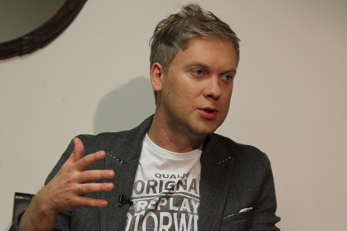 Сергей Светлаков о поколении нулевых: «Отсутствие личного мнения ребята компенсируют цитатами из телика и интернета»