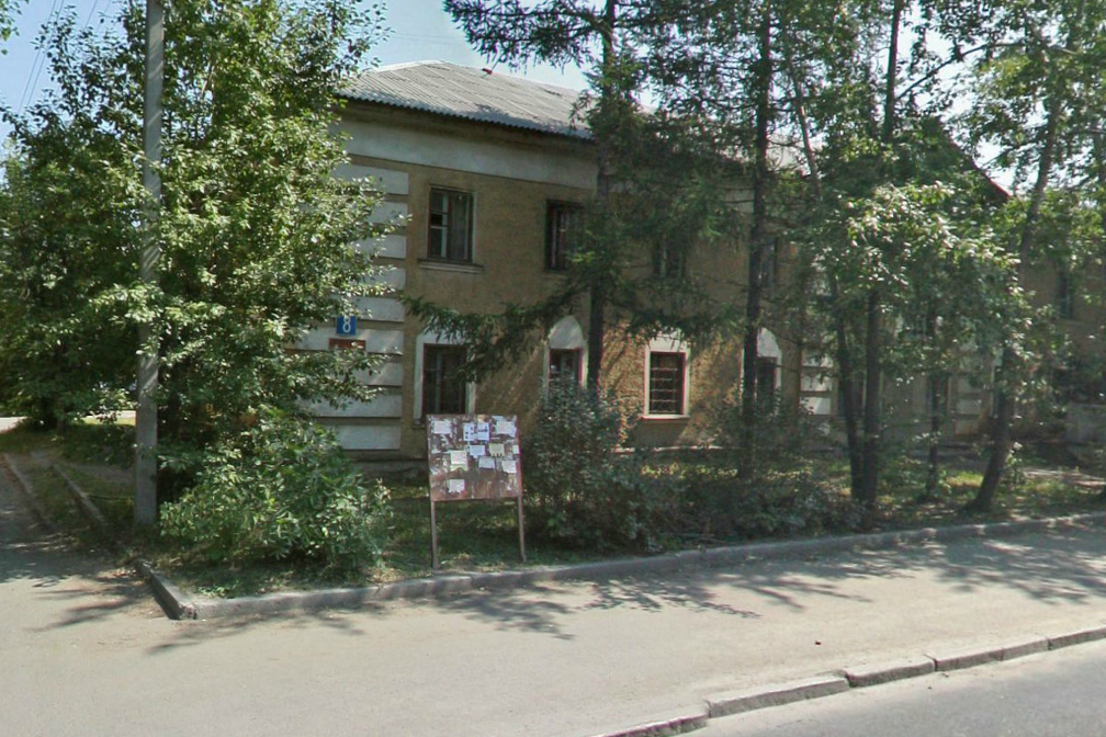 Здание екатеринбургского отдела полиции №14 вот-вот обрушится на головы стражей порядка