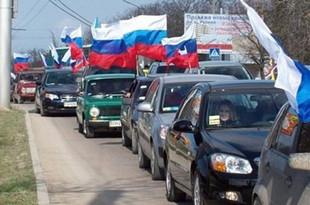 Горожане устроят массовый автопробег по Екатеринбургу