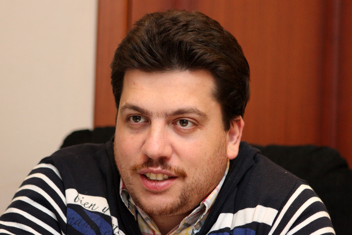 Леонид Волков: «В Европе работать интереснее»