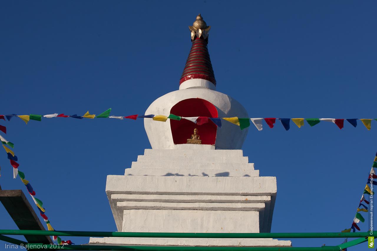 Качканарских буддистов пытаются выселить из монастыря