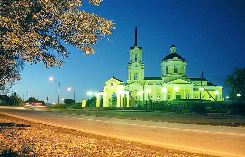 В Верхней Пышме пенсионерка пообещала взорвать церковь из-за переименования улиц