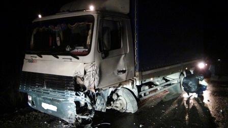 Два человека погибли в аварии на трассе