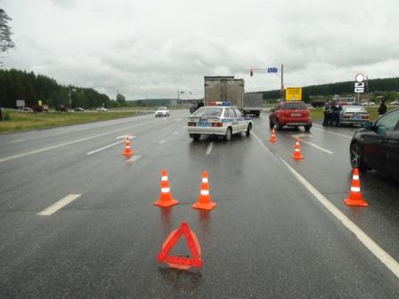 Под Заречным водитель «Газели» уснул за рулем и врезался в иномарку