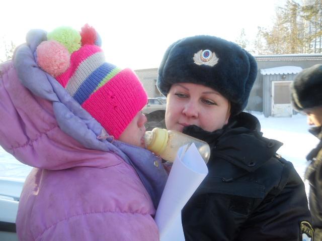 В Серовском районе у двух нерадивых матерей забрали детей