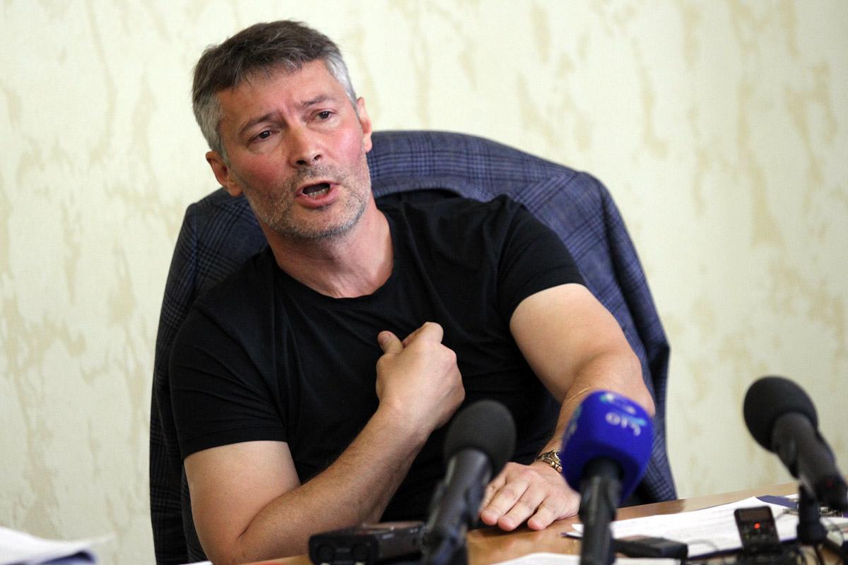 Ройзман сдал полиции своего друга: «Я надеюсь, что Кинев хотя бы не убивал»