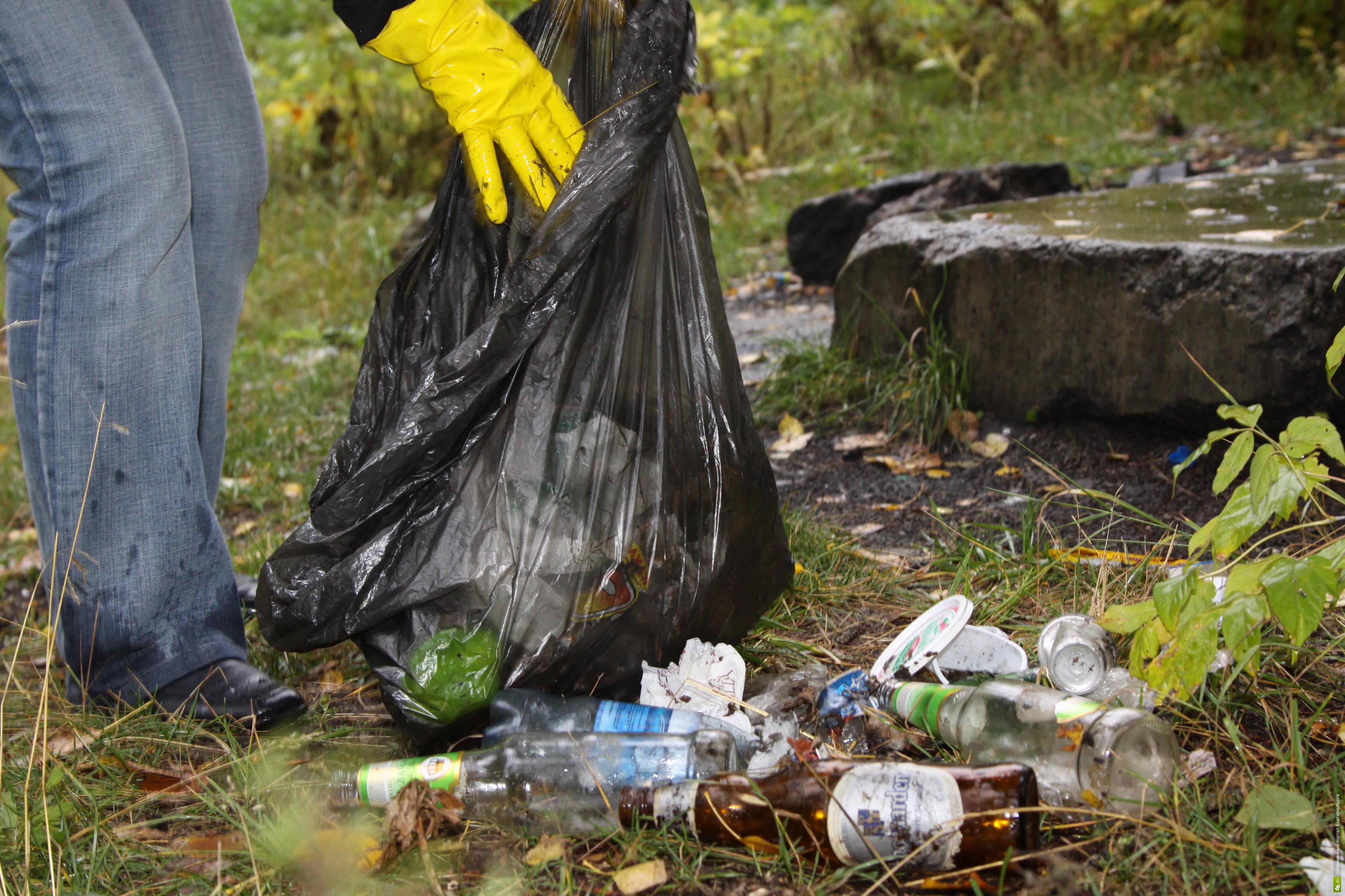 Свердловчане очистят от мусора парки и улицы