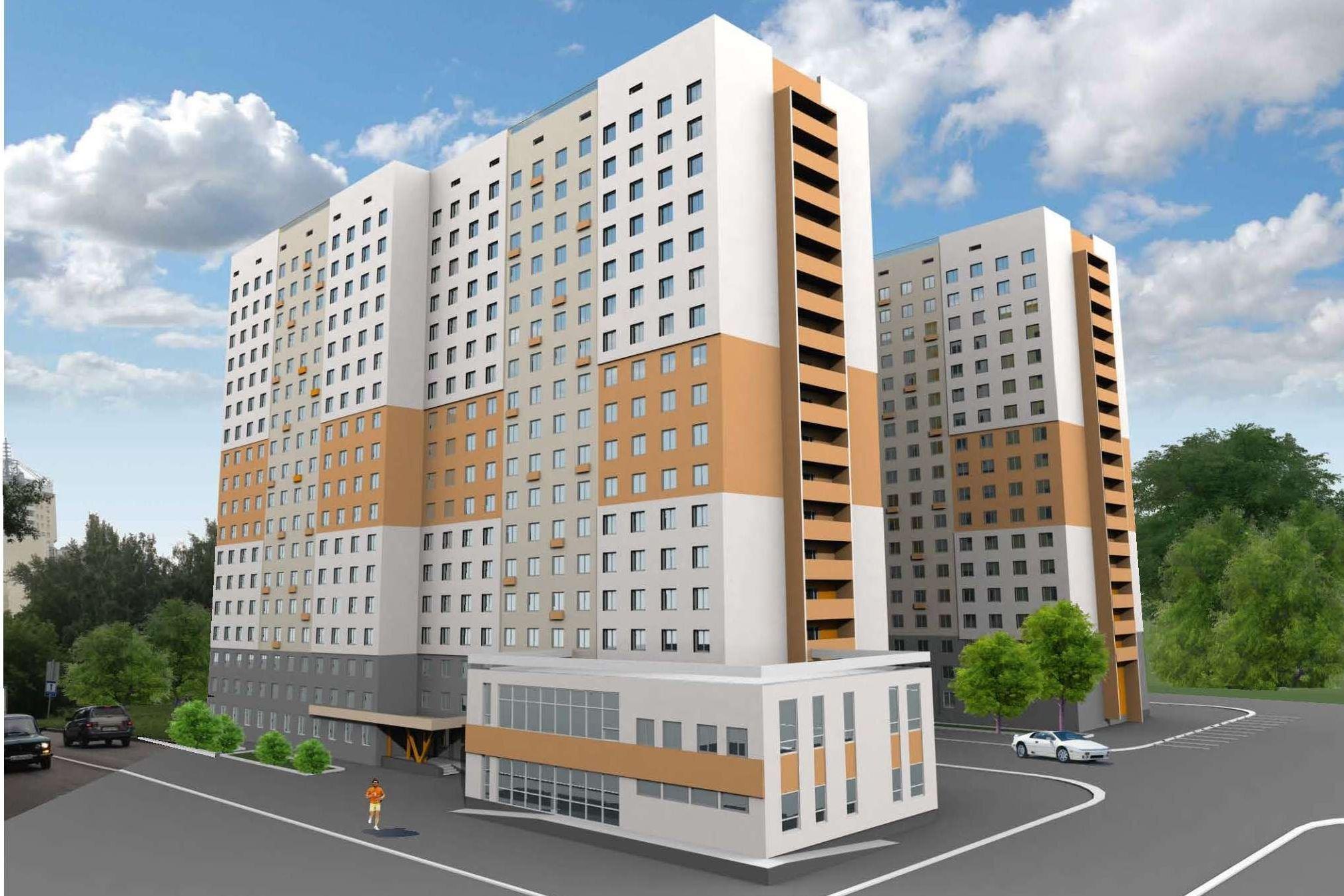 «Группа ЛСР» построит во Втузгородке еще одно общежитие