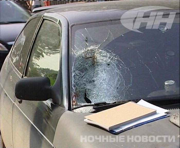 На Гражданской под колесами ВАЗа серьезно пострадал пешеход