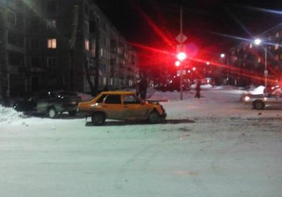 В одном ДТП в Североуральске пострадали 5 человек