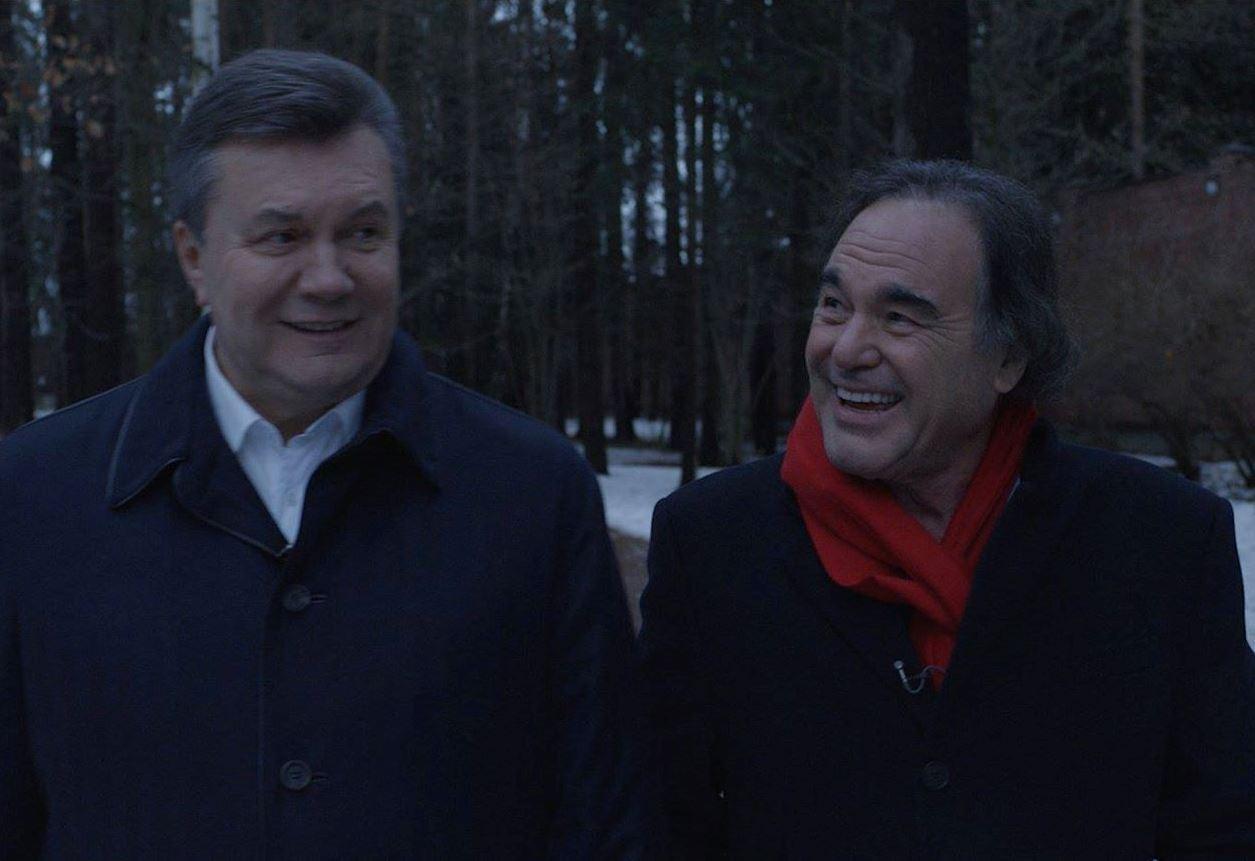 В Голливуде снимут фильм про Виктора Януковича и событиях на Майдане