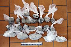 В Екатеринбурге поймали полицейского-наркодилера