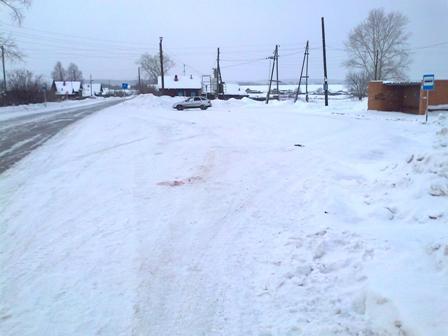 В Сухоложском районе ищут водителя, насмерть сбившего девушку